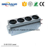 RF CO2 Laser Tube 30W for Fractional CO2 Medical Treatment