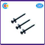Carbon Steel/4.8/8.8/10.9 Inch Hexagon Head Self Tapping Screws with Washer
