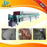 Automatic Hydraulic Filter Press for Iron Tailings Processing