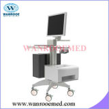 Simple Workstation Cart for All Types of Workstations PC and Printers