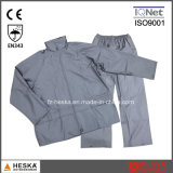 Wholesale Workwear Cheap Rainsuit Mens Rainwear with PVC