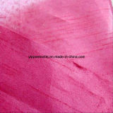 100% Polyester Slub Fabric