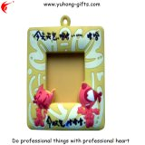 Funny Rubber Photo Frame for Promotion (YH-PF070)