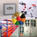 High Gloss Epoxy Polyester/Hybird Powder Coating with SGS Certification