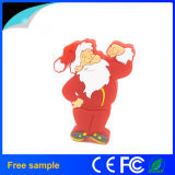 Promotional Gift Christmas Santa Claus USB Flash Drive