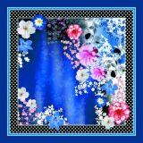 Beautiful Digital Printed Silk Scarf (F13-0020)