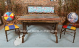Metal Garden Table and Chair (LL-BC092)