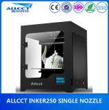 Inker250s Big LCD-Touch 0.1mm Precision Large Building Size 3D Printer
