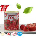 Organic Healthy 830g Canned Tomato Paste with Yoli Brand