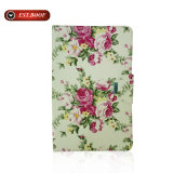 Colorful Flower Image iPad Cover for Sale