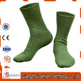 Men′s Professional Army Socks with Loosen Welt