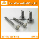 Well-Made DIN603 Round Head Square Neck Mushroom Head/Carriage Screw