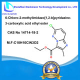 6-Chloro-2-Methylimidazo[1, 2-B]Pyridazine-3-Carboxylic Acid Ethyl Ester