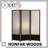 Classic Four Panel Wood Folding Screen Home Furniture