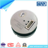 0.5~4.5V/I2c/Spi Robust Pressure Sensor for Harsh Polution and Corrosive Application