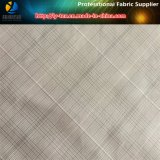 Polyester Yarn Dyed Check Fabric, Soft Handfeeling