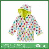 Lovely Childrens PU Fabric Raincoats