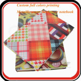 Colorful Cover Customized Fabric Address Book