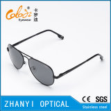 Fashion Colorful Metal Sunglasses for Driving with Polaroid Lense (3025-C1)