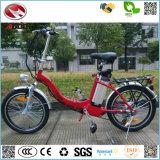 Mini Cheap Wholesale Electric Folding Bike City Pedal Bicycle Road E-Bike En15194 Vehicle for Children
