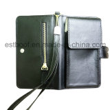 Wallet PU Leather Phone Pouch and Case