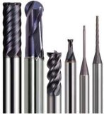 Hiboo Manufacture Tungsten Carbide Square Ball Nose End Mills