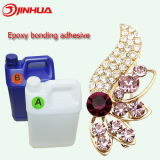 Strong Adhesion Epoxy Resin Adhesive for Crystal Jewelry