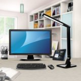 USB Port for Smart Phone Charging LED Dimmable Desk Lamp
