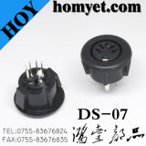 High Quality Ds Connector/S- Terminal with Five Needles for Monitor (ds-07)