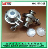 Dn50 Stainless Steel Food Grade Tri Clamp Non-Return Check Valves