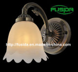 2014 Modern Popular Wall Lamp with Glass (8105/1W)