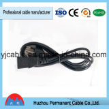 High Quality Italy 3 Pin Power Plug with Male and Female AC Power Cord Plug