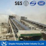 Ep 350 Flat Cement Construction Quarry Conveyor Belt