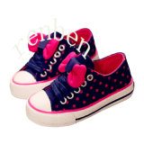 Hot New Children′s Casual Canvas Shoes