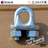 Hot Dipped Galvanized Forged Steel Rope Wire Rope Clip