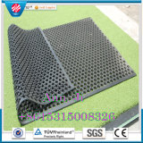 Fire-Resistant Rubber Flooring for Hospital/Hotel/Kitchen/Playground/Gym