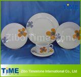 Wholesale Porcelain Ukraine Dinnerware Set