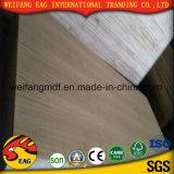 5.5mm Natural Teak Fancy Plywood