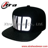 Snap Back Cap with High Frequency Logo