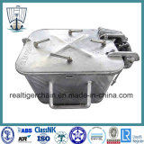 Steel Marine Watertight Hatch Cover of Deck Fittings