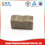 Cutting Basalt Diamond Saw Blade Segment