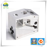 CNC Milling Aluminum Parts Metal Prototype with Drilling Service
