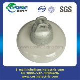 Ceramic/Porcelain Disc Insulator 52-3/52-5/52-8 ANSI Approved
