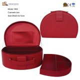 Fashion Leather Cosmetic Packaging Boxes (1462)