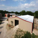 Steel Structure Farm Shed/Hangar/Garage/Carport
