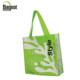 Eco Friendly Logo Printed PP Non Woven Bag with Lamination