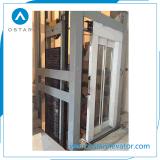 630kg 0.75m/S Glass Lift Cabin Passenger Elevator Price