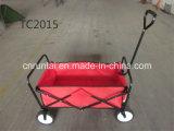 Hot Sell Good Quality Four Wheels Folding Wagon (TC2015)