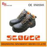 Buffalo Leather Steel Toe Cap for Safety Shoes Black Hammer