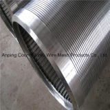 Wire Wrapped Stainless Steel Screen Pipe